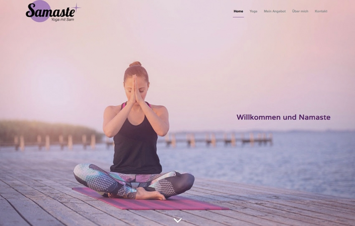 Samaste Website von FRISCHMACHERIN
